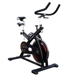 Speedbike Higol X Ciser zwart Indoor Cycling