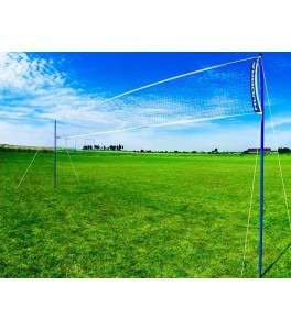 Volleybal & Batminton combiset net